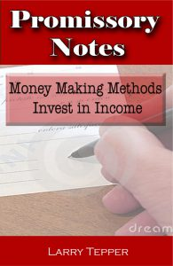 promissory notes book cover